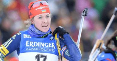 Українська біатлоністка фантастично виступила на Кубку світу!