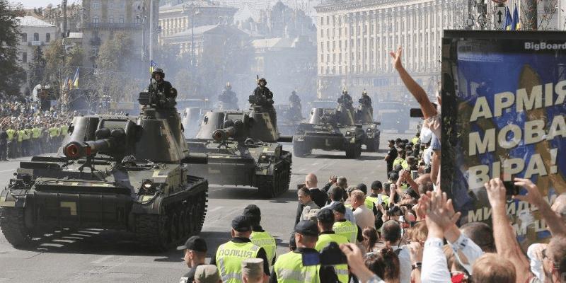 Просувати армію до стандартів НАТО