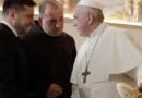 Зеленський з візитом у Ватикані