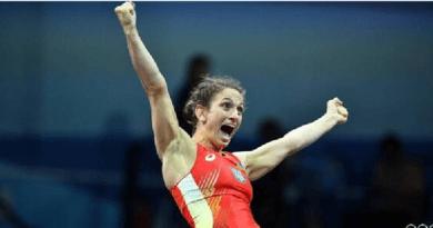 Українка  стала 3-разовою чемпіонкою Європи з боротьби,  феєрично здолавши росіянку