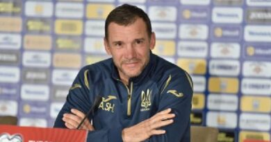 Андрій Шевченко прийняв важливе рішення для українського футболу і для себе